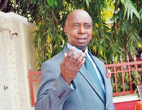 Ned Nwoko of Idumuje-Ugboko
