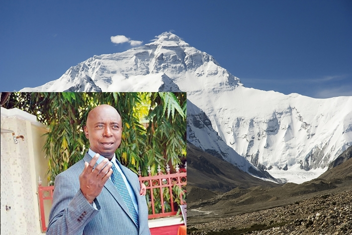 Ned Nwoko solves the Himalaya