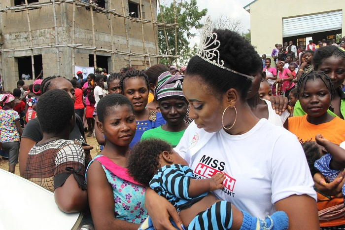 Health Queen Assist Benue Flood Victims