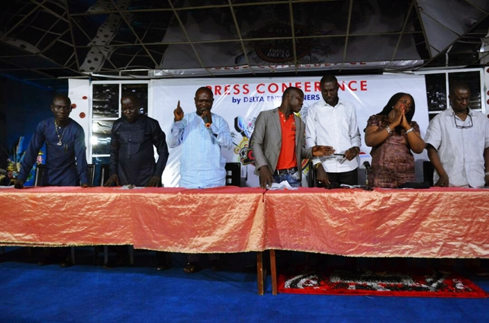 Delta Entertainers Meet Over Unity Concert