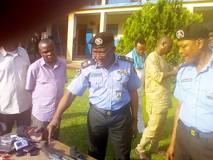 Edo State Police Commissioner