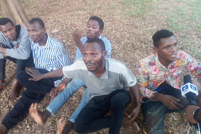 Suspects Arrested in Connection to the Kidnap of Four Briton Missionaries