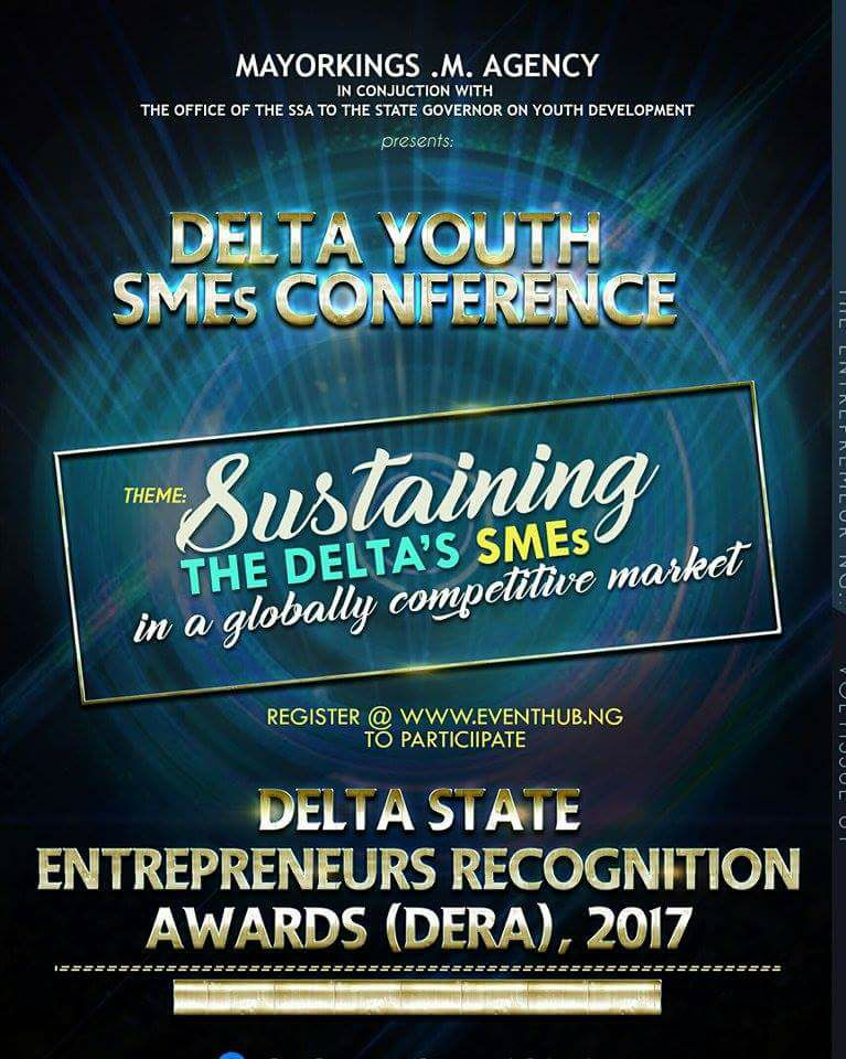 Delta Youths SMEs Conference 2017