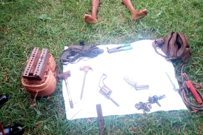 Gun Manufacturer's Equipment
