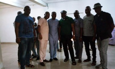 PDP Warri South-West Receives Andrew Igban Campaign Team