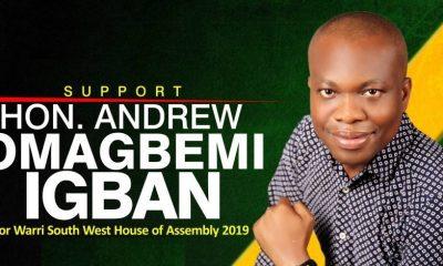 Andrew Omagbemi Igban
