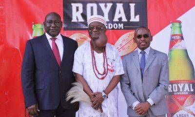 Guinness Management Unveils Royal Kingdom Lager