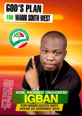 IGBAN WARRI SOUTH WEST