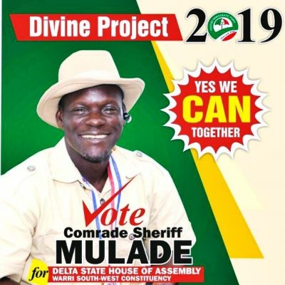 Mulade Divine Mandate