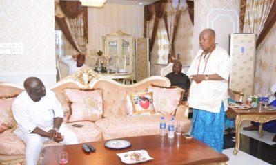 UPU Visits Oborevwori