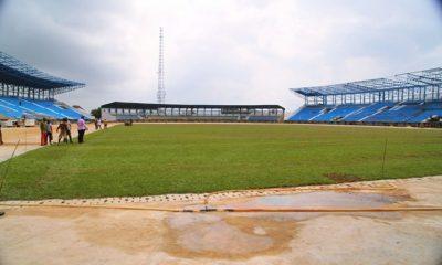 African Senior Athletics Championship Stadium