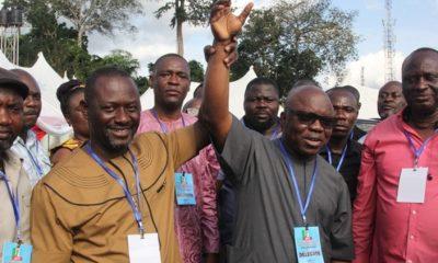 Dr. Emmanuel Eweta Uduaghan Emerges Delta South APC Candidate