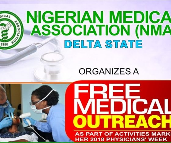 NMA Delta Free Medical Outreach