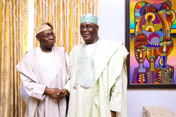 Obasanjo Endorses Atiku