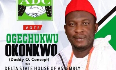 Ogechukwu Okonkwo-Osinkor a.k.a Daddy O