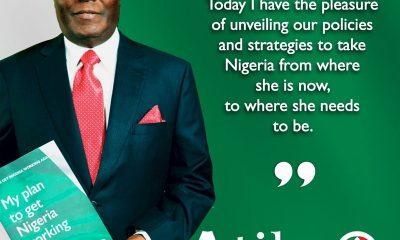 TheAtikuPlan, Lets Get Nigeria Working Again