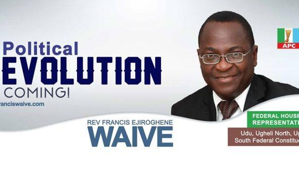 Rev Francis Waive