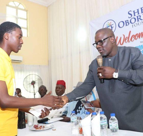 Sheriff Oborevwori Foundation